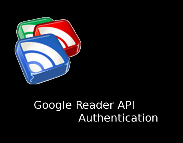 Google Reader API Authentication